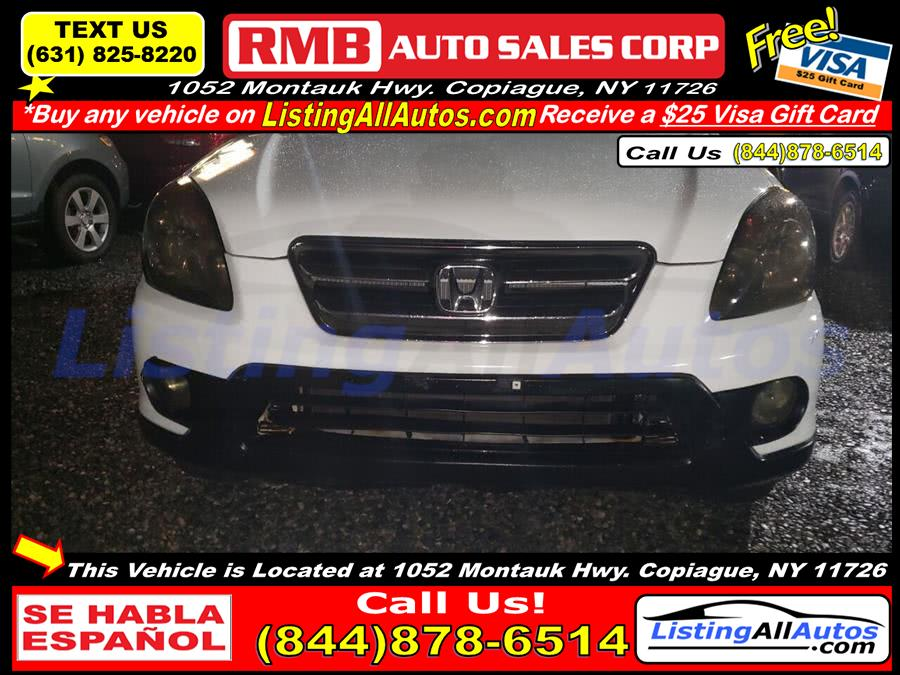 Used Honda Cr-v LX 4dr SUV 2005 | www.ListingAllAutos.com. Patchogue, New York