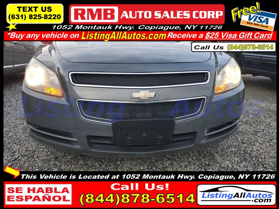 Used Chevrolet Malibu LT 4dr Sedan w/2LT 2008 | www.ListingAllAutos.com. Patchogue, New York