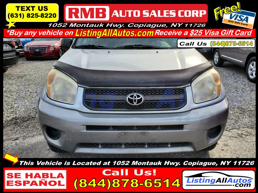 Used Toyota Rav4 Base AWD 4dr SUV 2004 | www.ListingAllAutos.com. Patchogue, New York