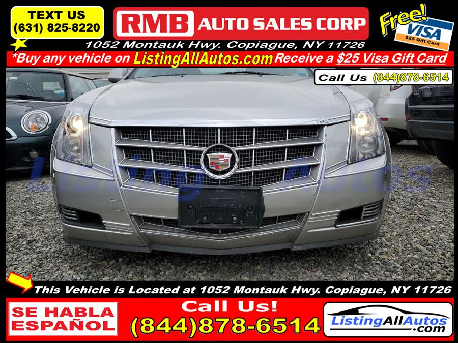 Used 2008 Cadillac Cts in Patchogue, New York | www.ListingAllAutos.com. Patchogue, New York