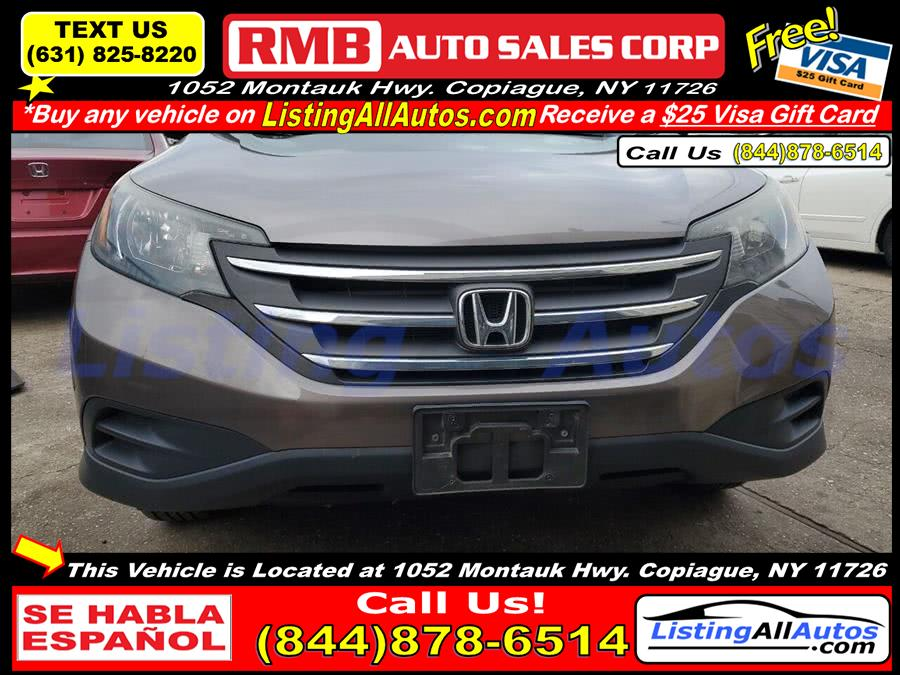 Used 2014 Honda Cr-v in Patchogue, New York | www.ListingAllAutos.com. Patchogue, New York