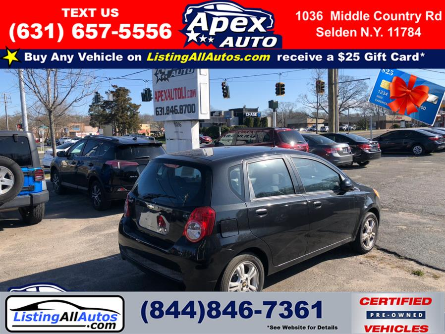 Used Chevrolet Aveo 5dr HB LT w/1LT 2010 | www.ListingAllAutos.com. Patchogue, New York