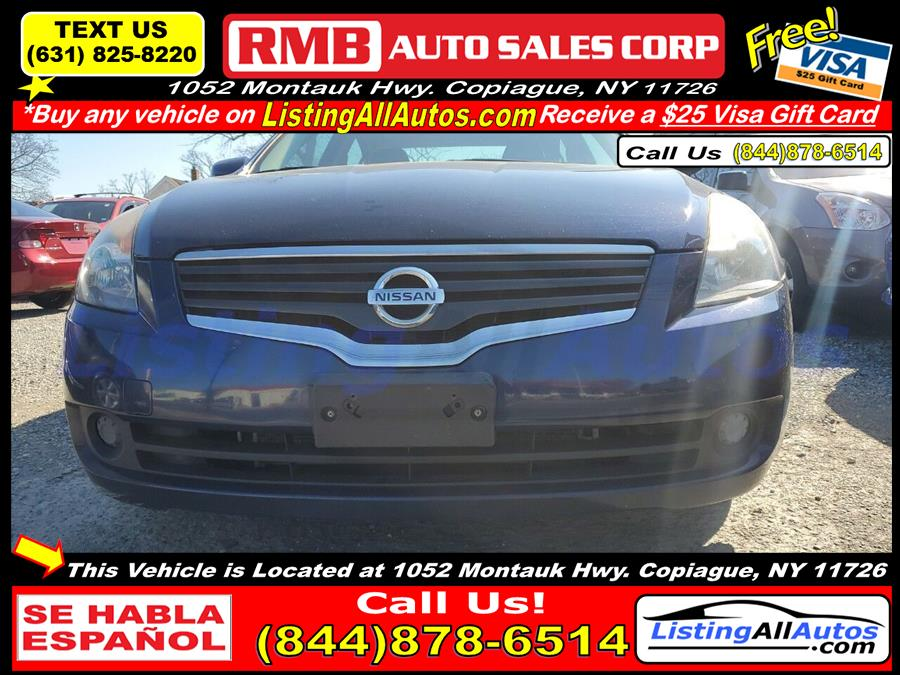 Used 2009 Nissan Altima in Patchogue, New York | www.ListingAllAutos.com. Patchogue, New York