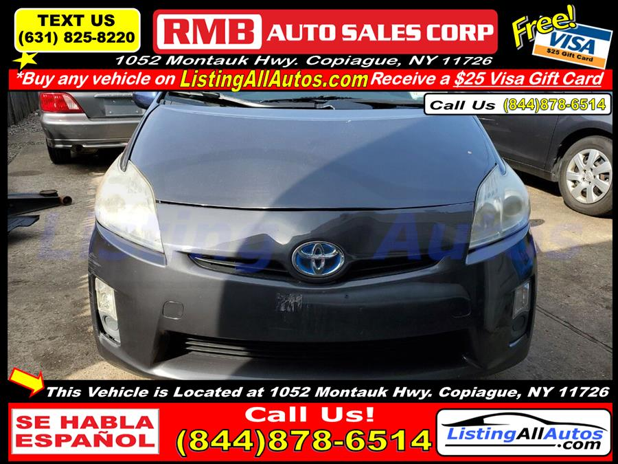 Used Toyota Prius IV 4dr Hatchback 2010 | www.ListingAllAutos.com. Patchogue, New York
