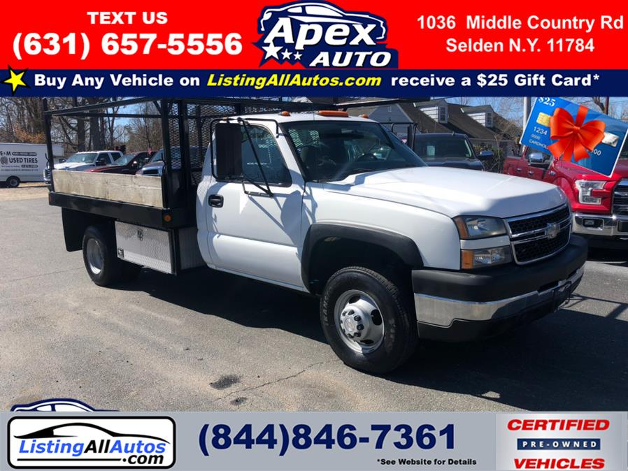 Used 2007 Chevrolet Silverado 3500 Classic in Patchogue, New York | www.ListingAllAutos.com. Patchogue, New York