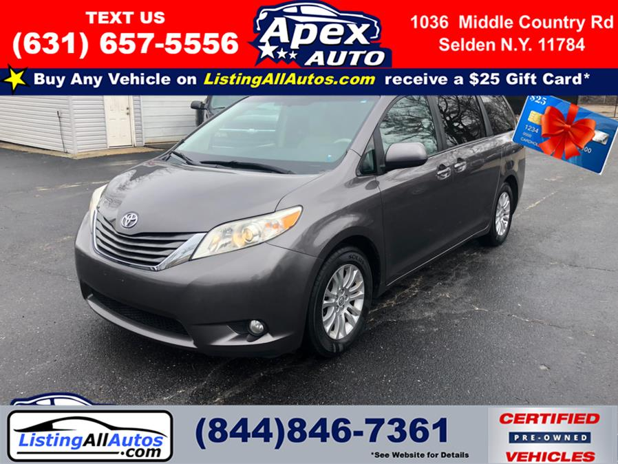 Used 2012 Toyota Sienna in Patchogue, New York | www.ListingAllAutos.com. Patchogue, New York