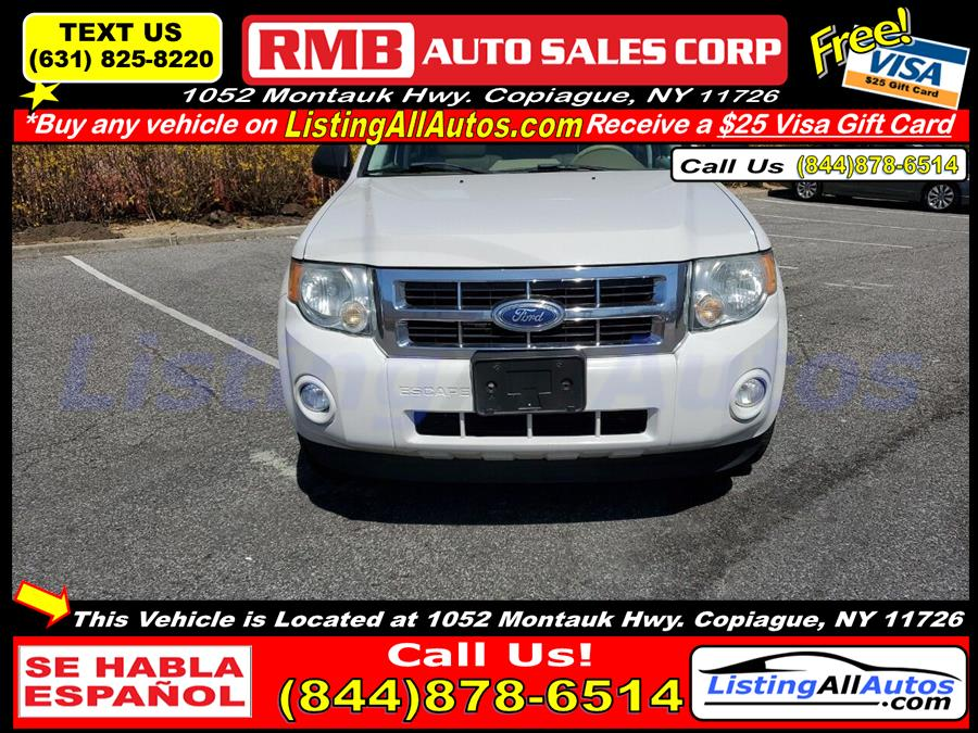 Used Ford Escape XLT AWD 4dr SUV 2011 | www.ListingAllAutos.com. Patchogue, New York
