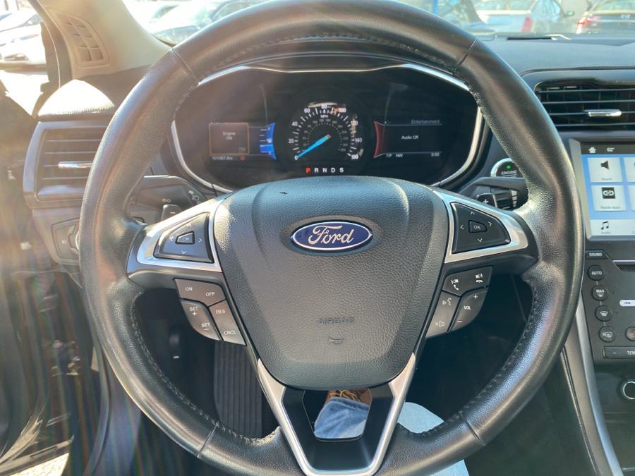Used Ford Fusion Platinum FWD 2017 | Champion Auto Sales. Bronx, New York