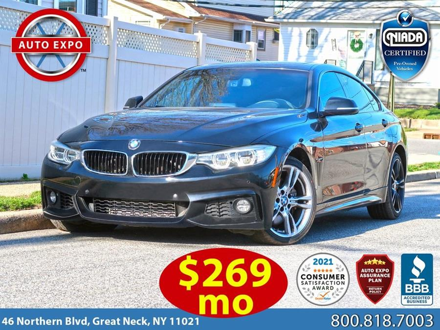 Used BMW 4 Series 435i Gran Coupe M Sport Package 2016 | Auto Expo Ent Inc.. Great Neck, New York