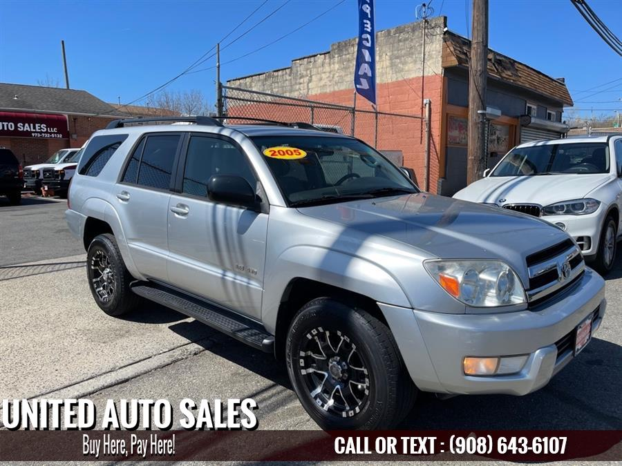 Used 2005 Toyota 4runner in Newark, New Jersey | United Auto Sale. Newark, New Jersey