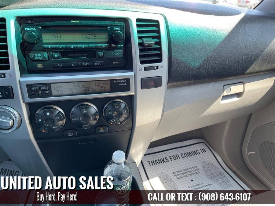 Used Toyota 4runner SR5 2005 | United Auto Sale. Newark, New Jersey