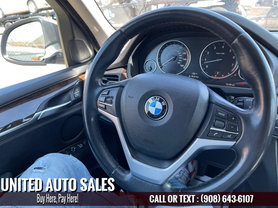 Used BMW X5 XDRIVE35I 2015 | United Auto Sale. Newark, New Jersey