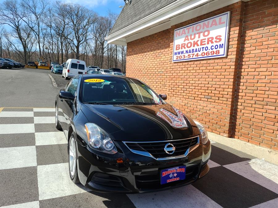 Used 2012 Nissan Altima in Waterbury, Connecticut | National Auto Brokers, Inc.. Waterbury, Connecticut