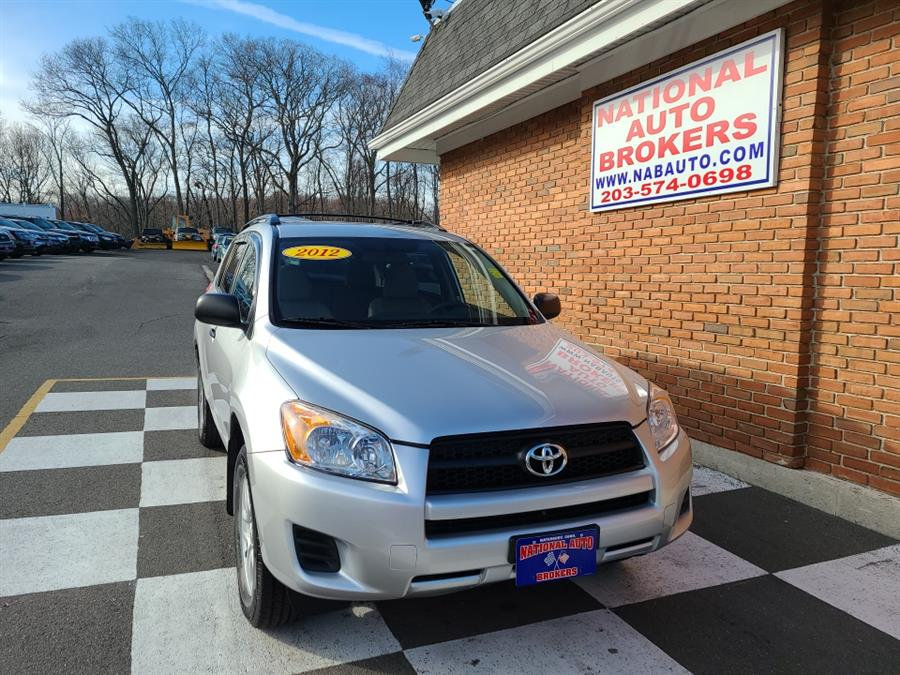 Used 2012 Toyota RAV4 in Waterbury, Connecticut | National Auto Brokers, Inc.. Waterbury, Connecticut