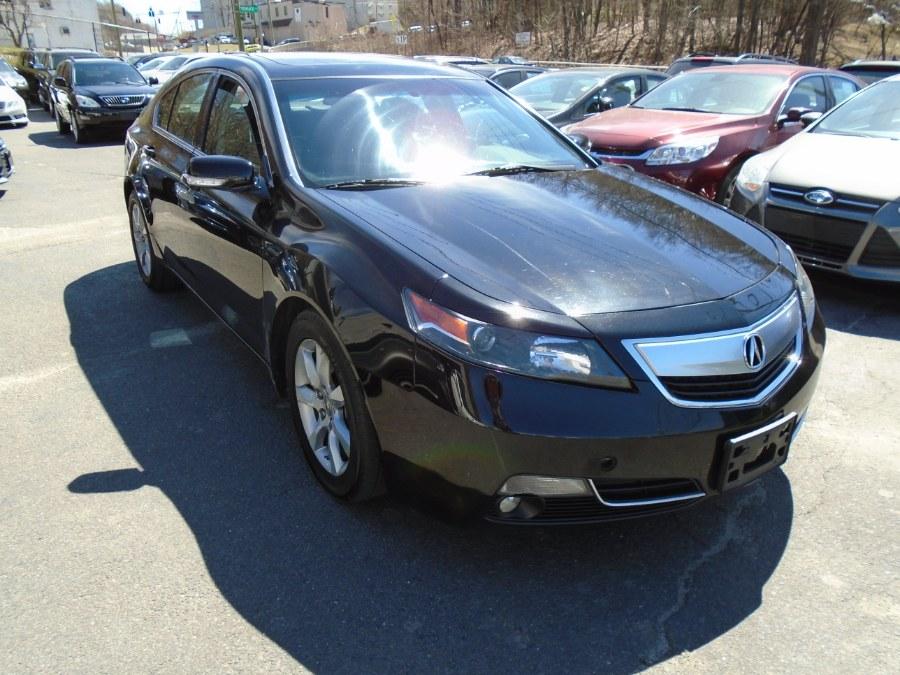 Used 2014 Acura TL in Waterbury, Connecticut | Jim Juliani Motors. Waterbury, Connecticut