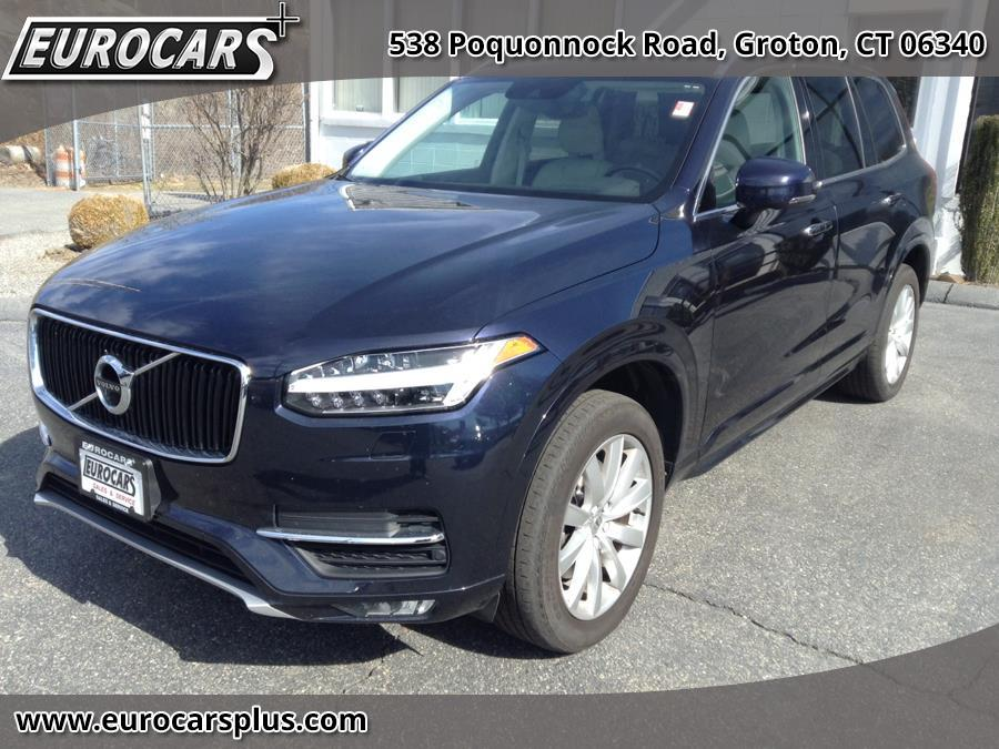 Used 2017 Volvo XC90 in Groton, Connecticut | Eurocars Plus. Groton, Connecticut