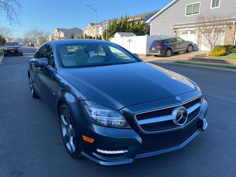 Used 2012 Mercedes-Benz CLS-Class in Copiague, New York | Great Buy Auto Sales. Copiague, New York