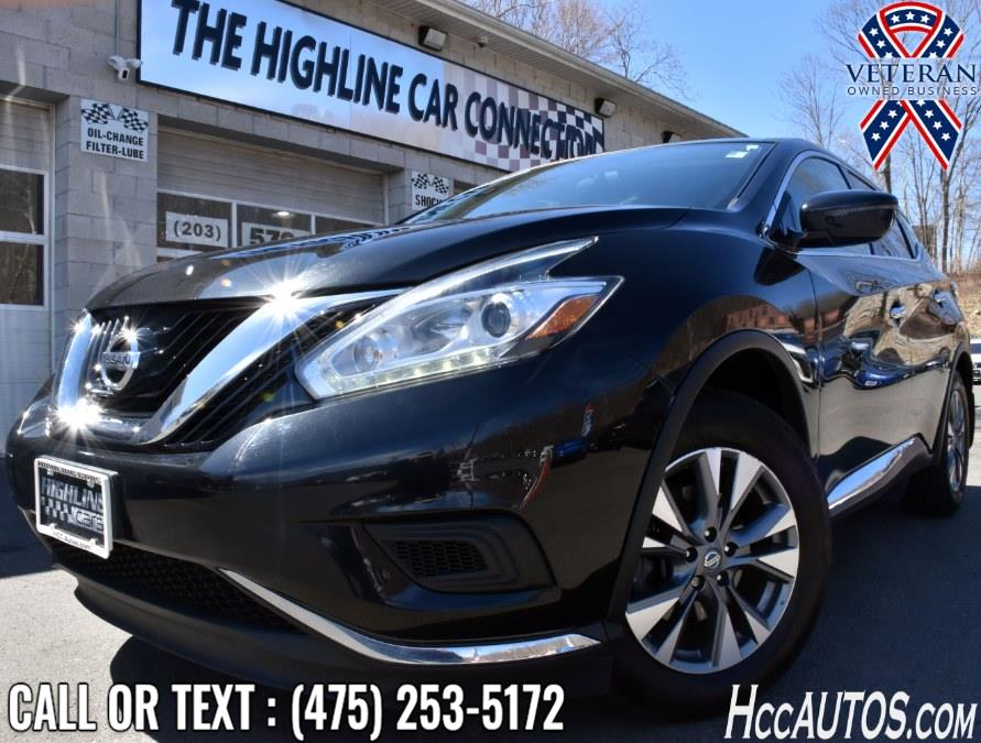 Used 2015 Nissan Murano in Waterbury, Connecticut | Highline Car Connection. Waterbury, Connecticut
