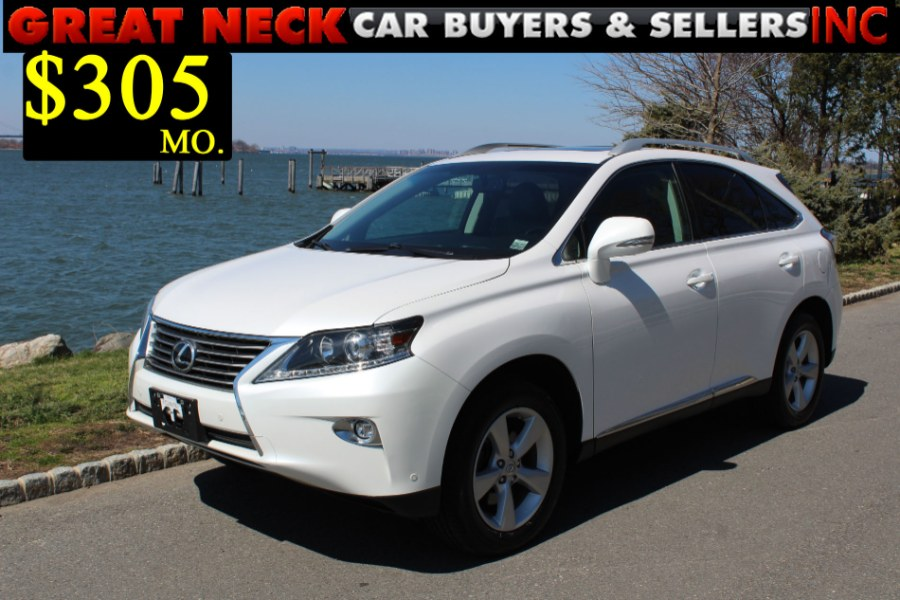 Used 2015 Lexus RX 350 in Great Neck, New York