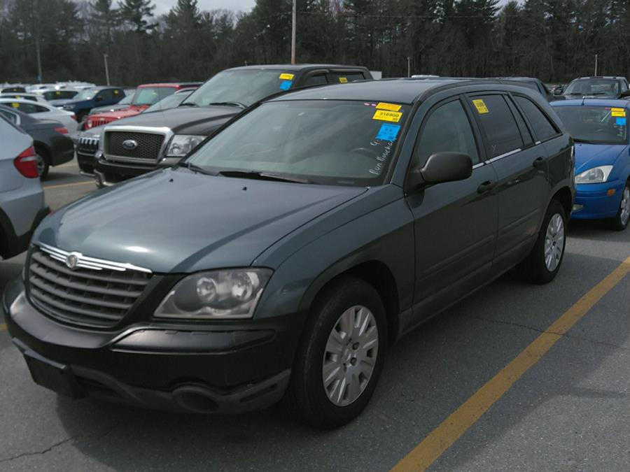 Used 2006 Chrysler Pacifica in Brooklyn, New York | Atlantic Used Car Sales. Brooklyn, New York