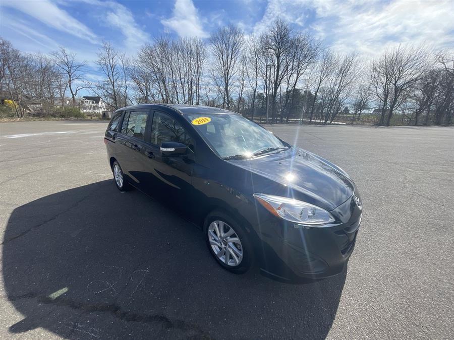 Used 2014 Mazda Mazda5 in Stratford, Connecticut | Wiz Leasing Inc. Stratford, Connecticut