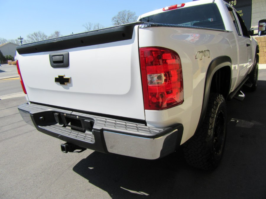 """Used Chevrolet Silverado 1500 4WD Ext Cab 143.5"""" LS 2012 