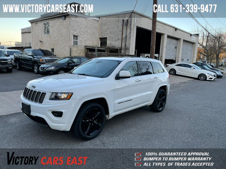 Used Jeep Grand Cherokee 4WD 4dr Altitude 2015 | Victory Cars East LLC. Huntington, New York