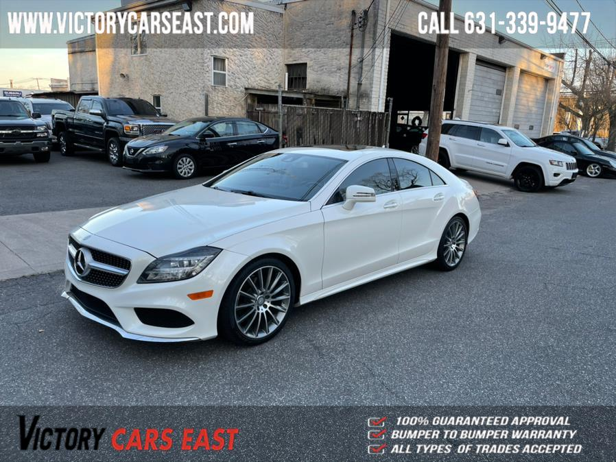 Used Mercedes-Benz CLS 4dr Sdn CLS 400 RWD 2016   Victory Cars East LLC. Huntington, New York