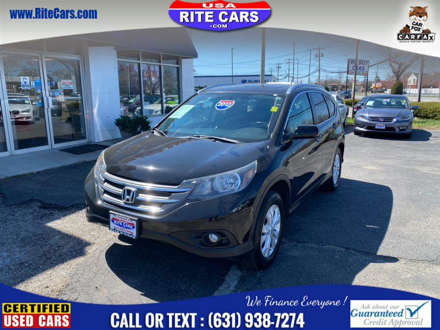 Used 2012 Honda CR-V in Lindenhurst, New York | Rite Cars, Inc. Lindenhurst, New York