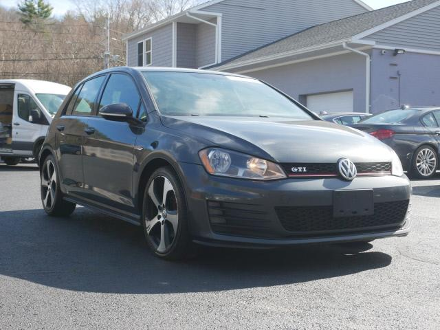Used 2016 Volkswagen Golf Gti in Canton, Connecticut | Canton Auto Exchange. Canton, Connecticut