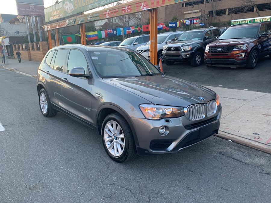Used 2015 BMW X3 in Jamaica, New York | Sylhet Motors Inc.. Jamaica, New York