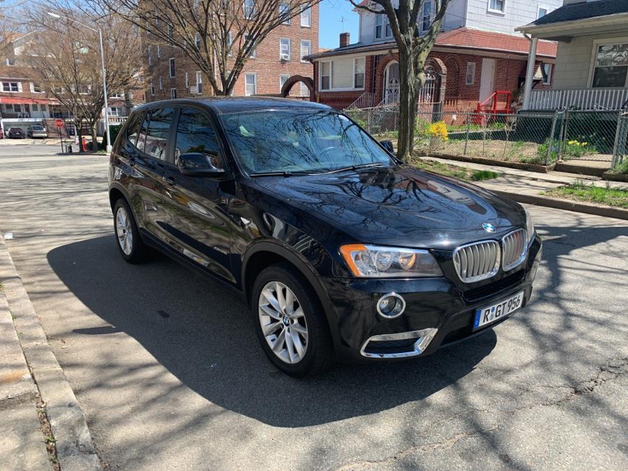Used 2014 BMW X3 in Jamaica, New York | Sylhet Motors Inc.. Jamaica, New York