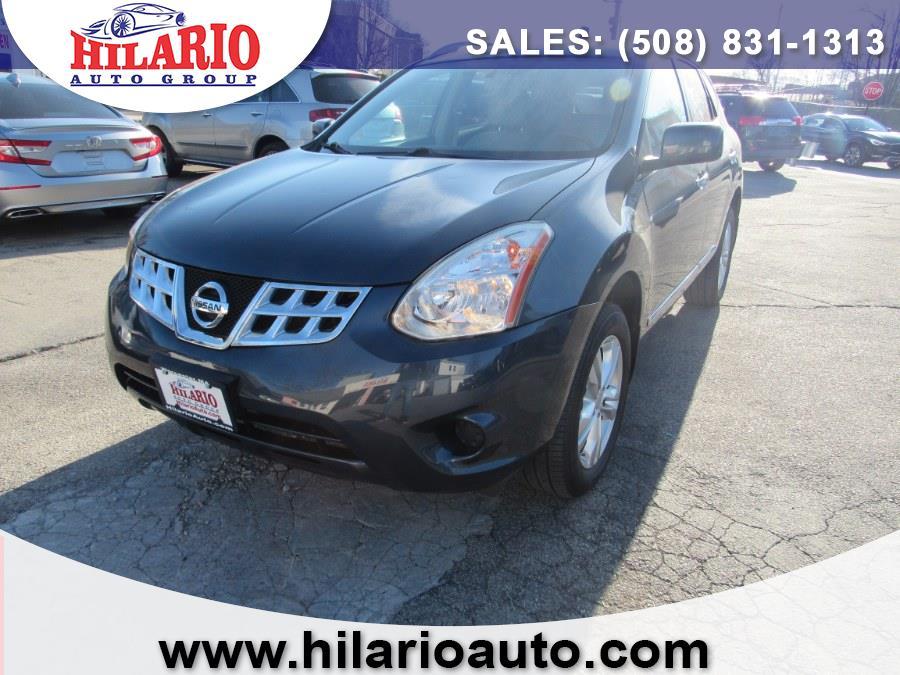 Used Nissan Rogue SV 2013 | Hilario's Auto Sales Inc.. Worcester, Massachusetts
