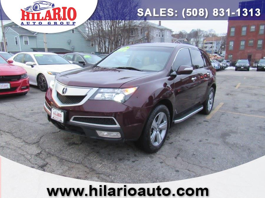 Used 2012 Acura MDX in Worcester, Massachusetts | Hilario's Auto Sales Inc.. Worcester, Massachusetts