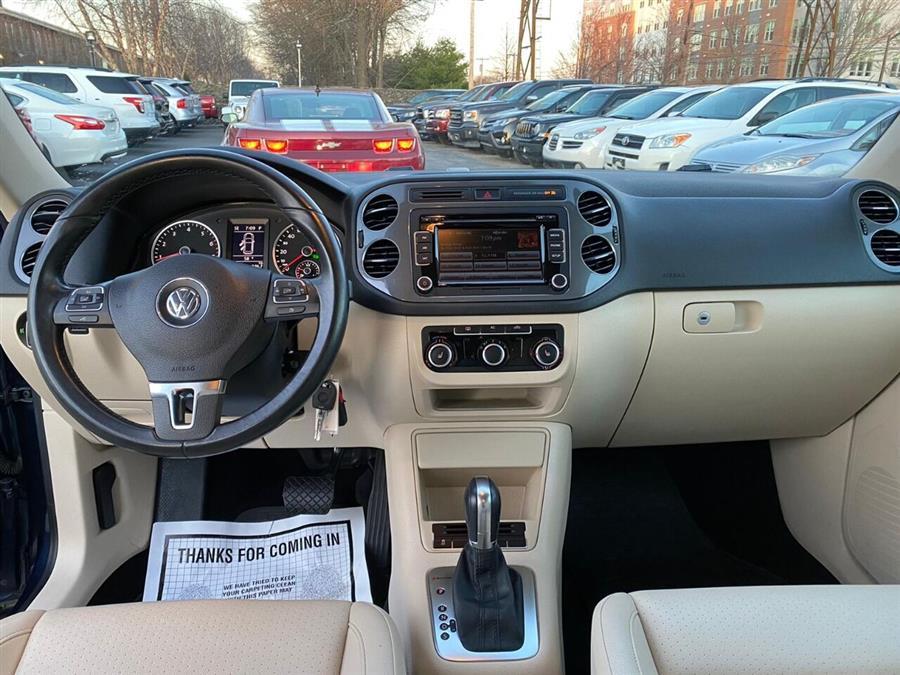 Used Volkswagen Tiguan SE 4Motion AWD 4dr SUV 2012 | Mass Auto Exchange. Framingham, Massachusetts