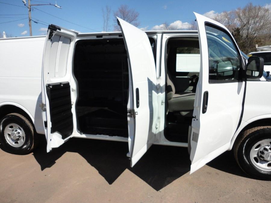 "Used Chevrolet Express Cargo Van RWD 2500 155"" 2017   International Motorcars llc. Berlin, Connecticut"
