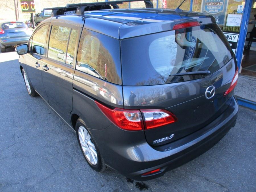 Used Mazda Mazda5 4dr Wgn Auto Sport 2013   Cos Central Auto. Meriden, Connecticut
