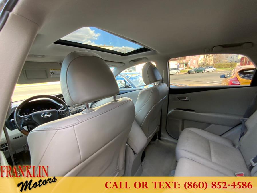 Used Lexus RX 350 AWD 4dr 2010 | Franklin Motors Auto Sales LLC. Hartford, Connecticut