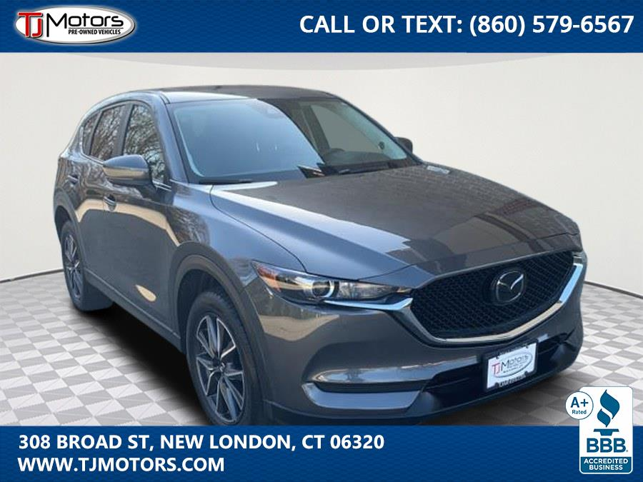 Used 2018 Mazda CX-5 in New London, Connecticut | TJ Motors. New London, Connecticut