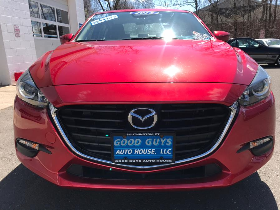 Used Mazda Mazda3 4-Door Sport Auto 2018 | Good Guys Auto House. Southington, Connecticut