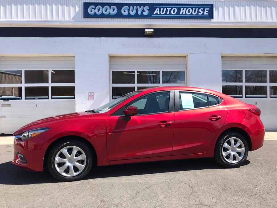 Used 2018 Mazda Mazda3 4-Door in Southington, Connecticut | Good Guys Auto House. Southington, Connecticut