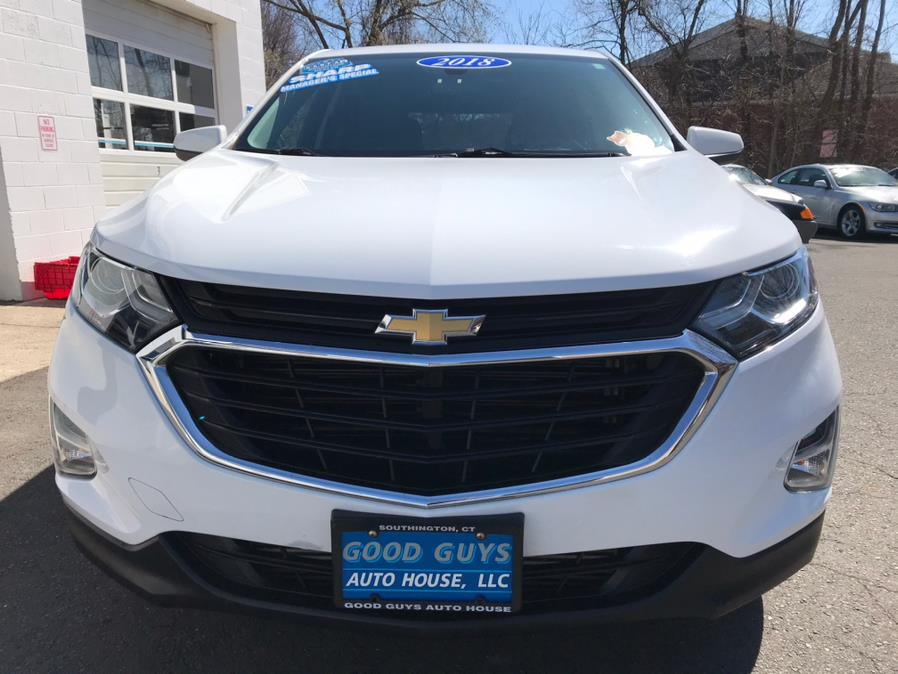 Used Chevrolet Equinox AWD 4dr LT w/1LT 2018 | Good Guys Auto House. Southington, Connecticut