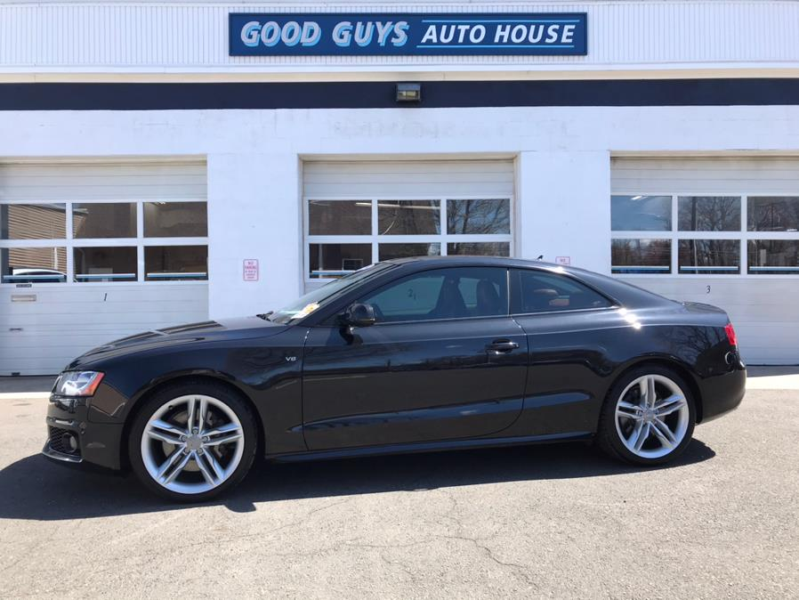 Used 2012 Audi S5 in Southington, Connecticut | Good Guys Auto House. Southington, Connecticut