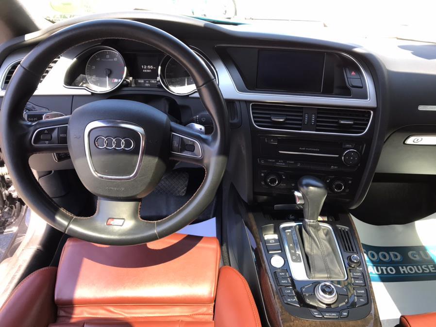 Used Audi S5 2dr Cpe Auto Prestige 2012 | Good Guys Auto House. Southington, Connecticut
