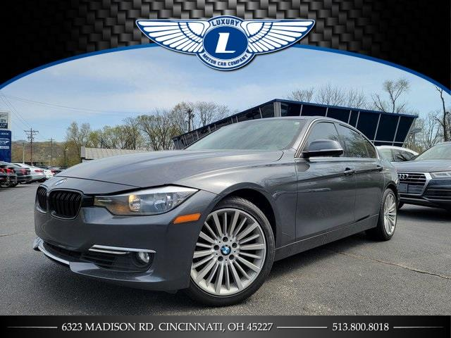 Used 2015 BMW 3 Series in Cincinnati, Ohio | Luxury Motor Car Company. Cincinnati, Ohio