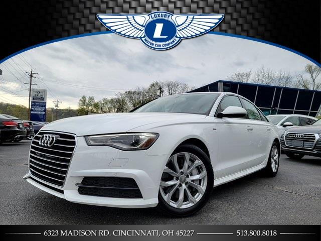 Used 2018 Audi A6 in Cincinnati, Ohio | Luxury Motor Car Company. Cincinnati, Ohio