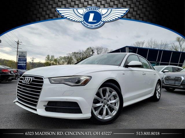 Used 2018 Audi A6 in Cincinnati, Ohio | Luxury Motor Car Company. Cincinnati, Ohio