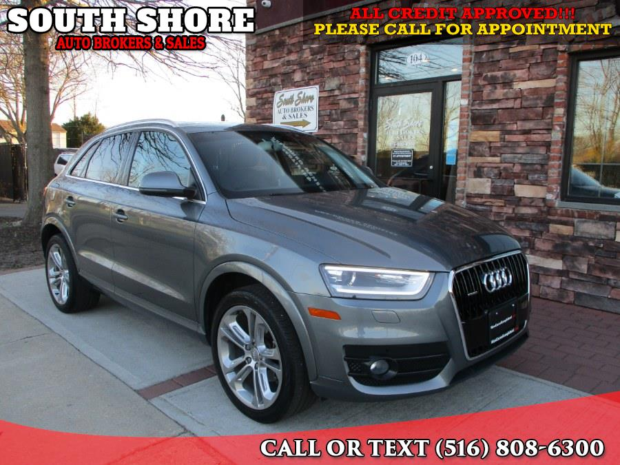 Used Audi Q3 quattro 4dr 2.0T Prestige 2015 | South Shore Auto Brokers & Sales. Massapequa, New York