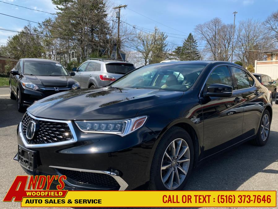 Used 2018 Acura TLX in West Hempstead, New York | Andy's Woodfield. West Hempstead, New York