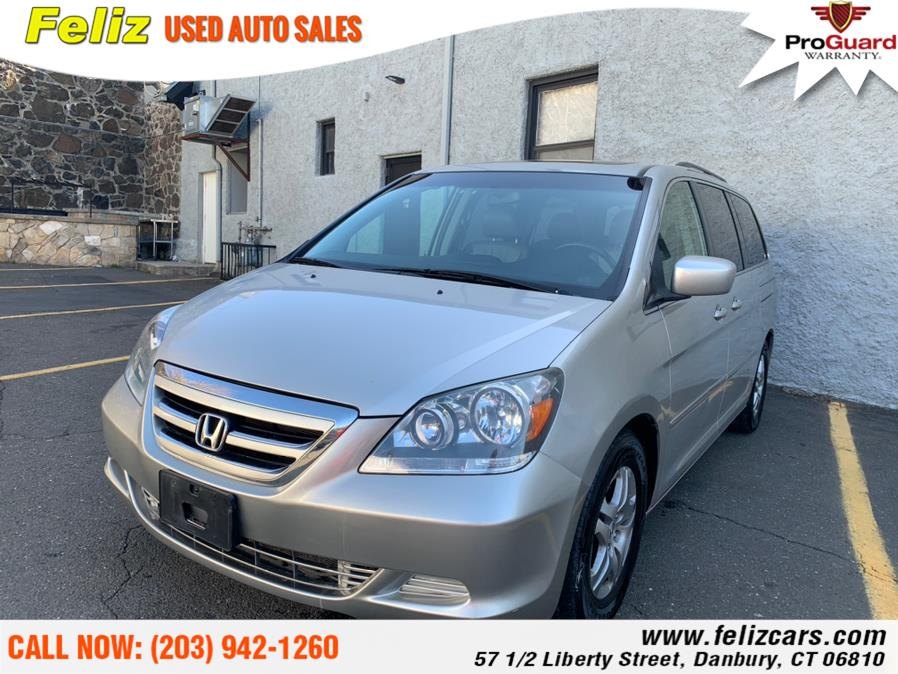 Used 2007 Honda Odyssey in Danbury, Connecticut | Feliz Used Auto Sales. Danbury, Connecticut